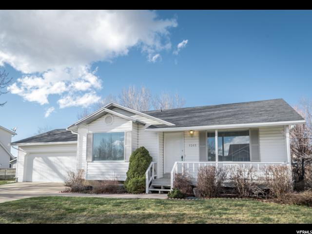 1265 EASTRIDGE, Logan UT 84321