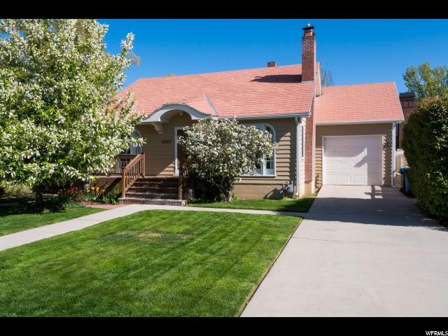 2055 E 1300 Salt Lake City, UT 84108 - MLS #: 1519798