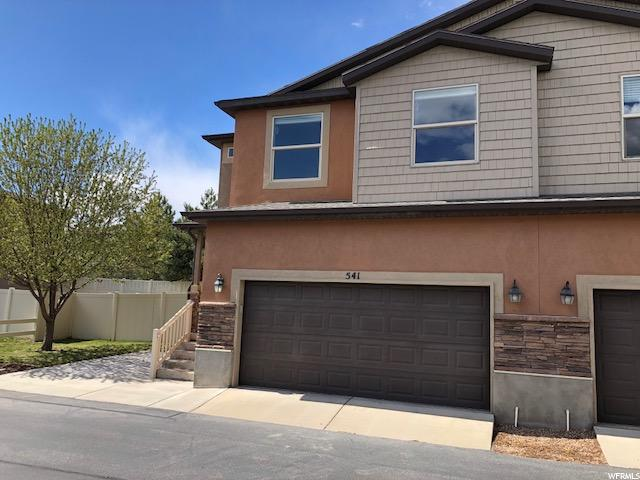 541 W BOUNTIFUL WAY Saratoga Springs, UT 84045 - MLS #: 1519832