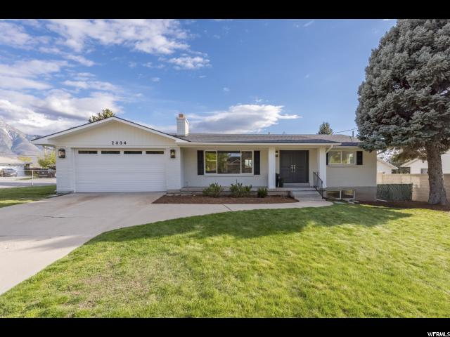 2334 E GREGSON AVE, Salt Lake City UT 84109