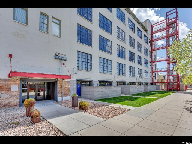 159 W 300 Unit 405 Salt Lake City, UT 84101 - MLS #: 1520238