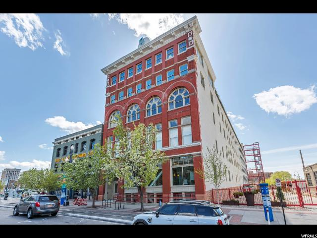 159 W 300 Unit 405 Salt Lake City, UT 84101 - MLS #: 1520238