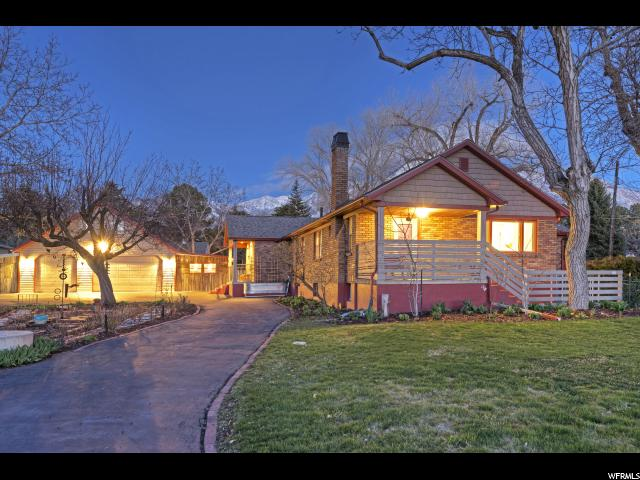 Home for sale at 4255 S 2300 East, Holladay, UT 84124. Listed at 1240000 with  bedrooms, 4 bathrooms and 4,010 total square feet