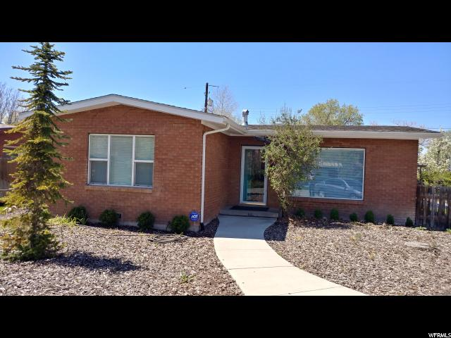 Home for sale at 4050 S 1400 East, Millcreek, UT 84124. Listed at 380000 with 2 bedrooms, 2 bathrooms and 1,780 total square feet