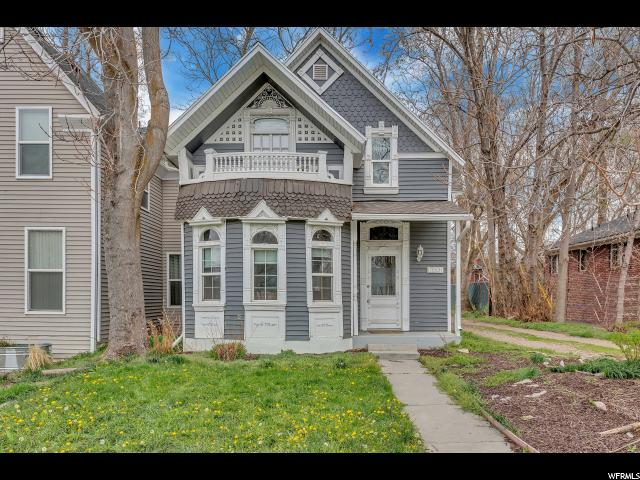 Home for sale at 753 E 900 South, Salt Lake City, UT  84102. Listed at 389900 with 3 bedrooms, 2 bathrooms and 1,340 total square feet