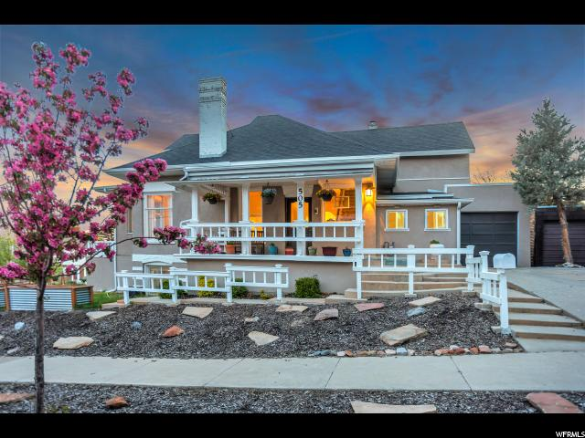 Home for sale at 505 N C St, Salt Lake City, UT 84103. Listed at 575000 with 3 bedrooms, 3 bathrooms and 2,939 total square feet