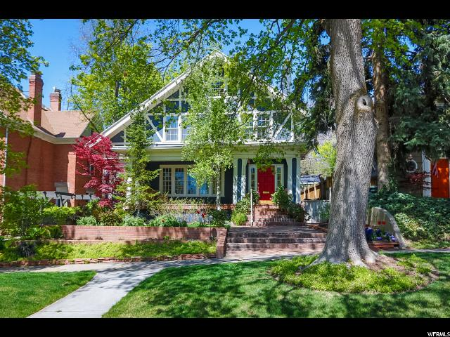 Home for sale at 1275 E Second Ave, Salt Lake City, UT 84103. Listed at 1275000 with 4 bedrooms, 4 bathrooms and 4,534 total square feet