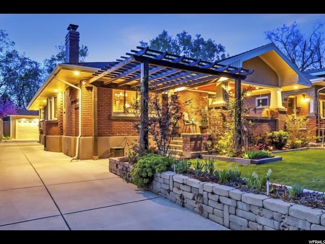 963 E HOLLYWOOD AVE Salt Lake City, UT 84105 - MLS #: 1520789