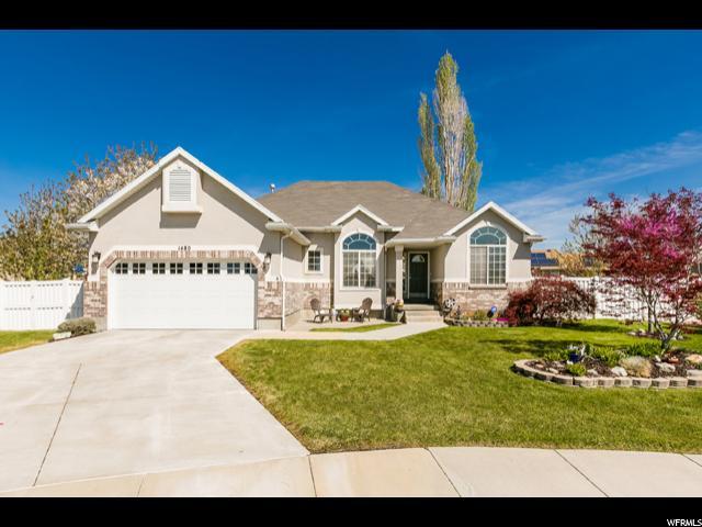1480 W ROTHCHILD DR West Valley City, UT 84119 - MLS #: 1520815