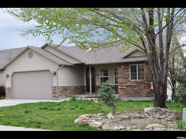 379 N 400 Heber City, UT 84032 - MLS #: 1521010