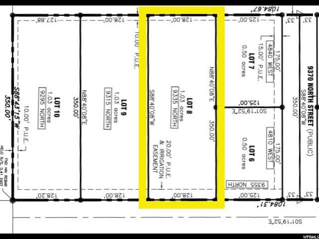 9335 N 4800 Elwood, UT 84337 - MLS #: 1521123