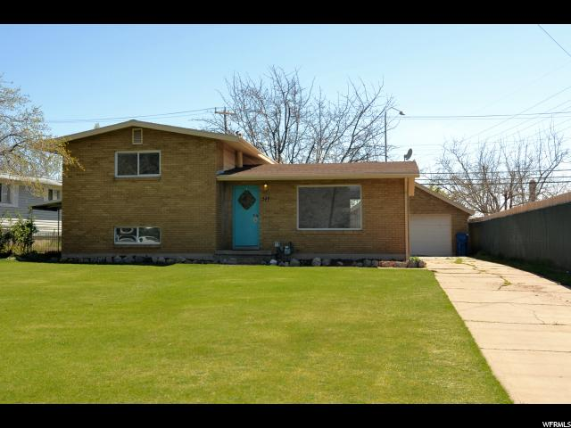 549 E BEN LOMOND AVE South Ogden, UT 84403 - MLS #: 1521153