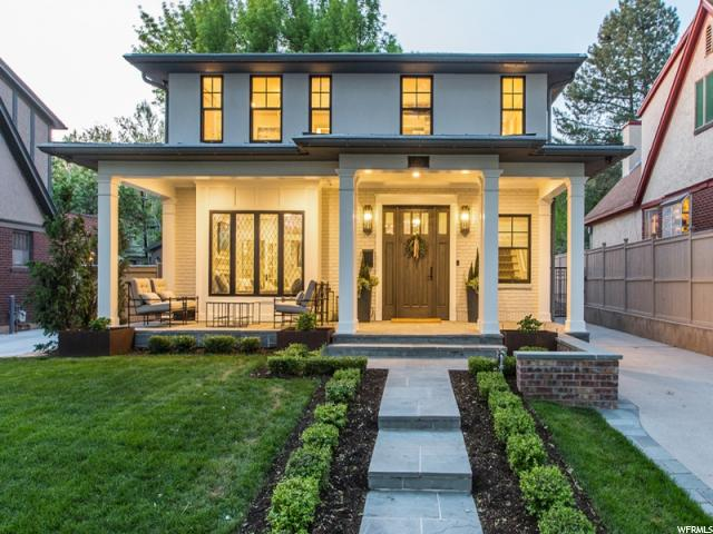 Home for sale at 1785 E Michigan Ave, Salt Lake City, UT  84108. Listed at 2290000 with 4 bedrooms, 5 bathrooms and 4,654 total square feet