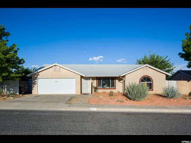 MLS #1521633 for sale - listed by Bob Richards, Keller Williams Realty St George (Success)