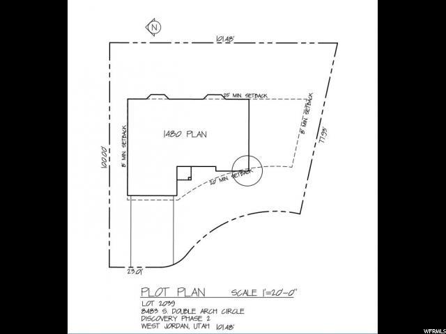 8483 S DOUBLE ARCH CIR Unit 2039 West Jordan, UT 84081 - MLS #: 1521758