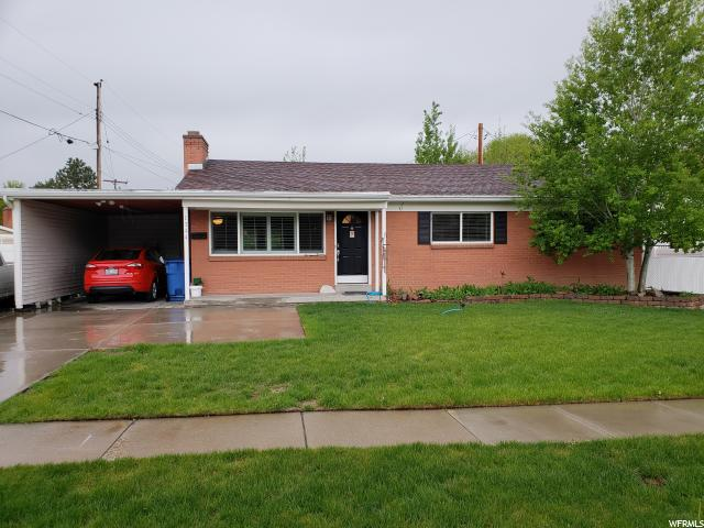 Home for sale at 1344 E Mariposa Ave, Millcreek, UT 84106. Listed at 389000 with 5 bedrooms, 3 bathrooms and 2,336 total square feet