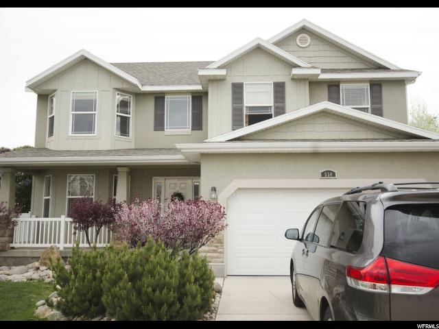 534 S 1070 Heber City, UT 84032 - MLS #: 1522606