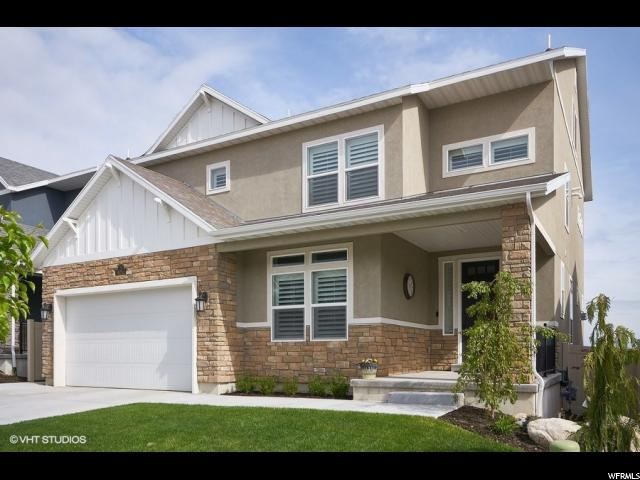 4252 W LOWER MEADOW DR Herriman, UT 84096 - MLS #: 1522655