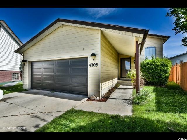 4705 W WOODCUTTER LN, West Valley City UT 84120