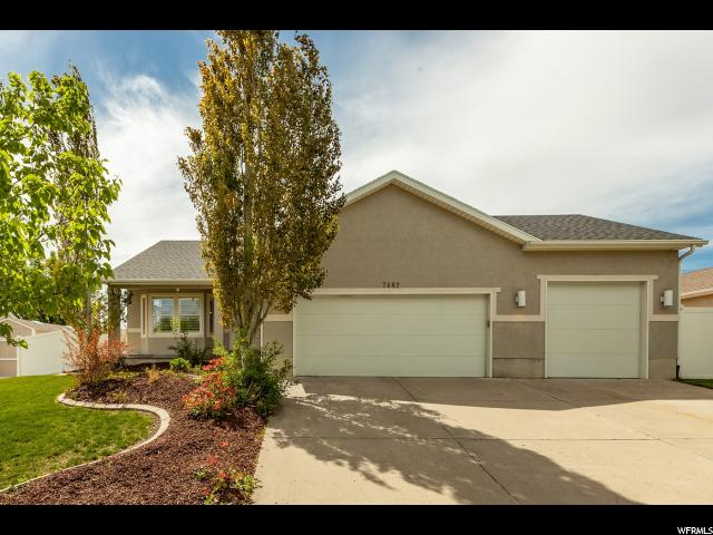 7482 S PARK VILLAGE DR West Jordan, UT 84081 - MLS #: 1523739