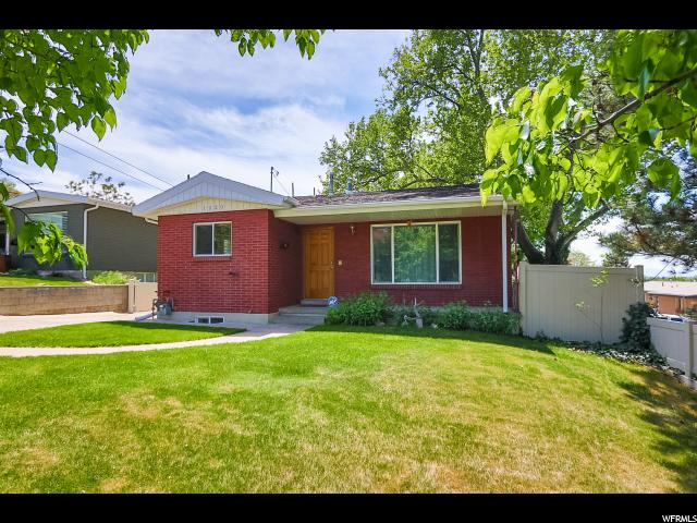 1220 E 1300 Salt Lake City, UT 84105 - MLS #: 1523795