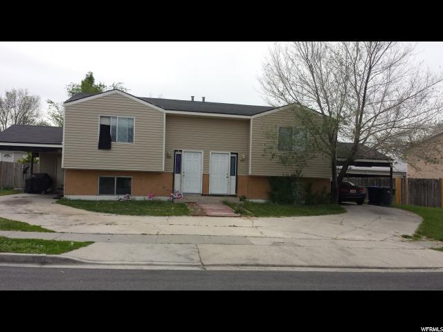 3418 S MOCKINGBIRD WAY West Valley City, UT 84119 - MLS #: 1523811