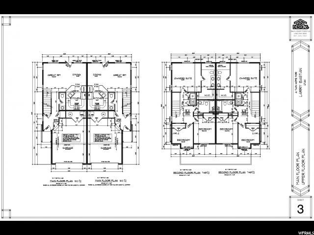 832 W LENNOX ST Midvale, UT 84047 - MLS #: 1523888
