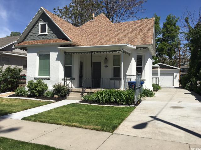 443 E HOLLYWOOD AVE Salt Lake City, UT 84115 - MLS #: 1523947