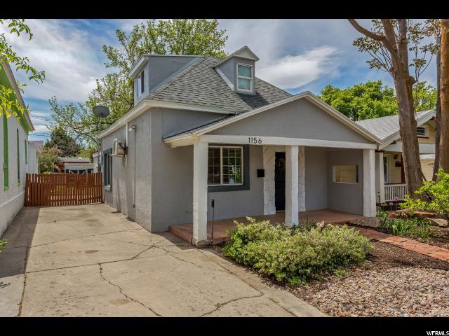 1156 E EMERSON AVE Salt Lake City, UT 84105 - MLS #: 1523984