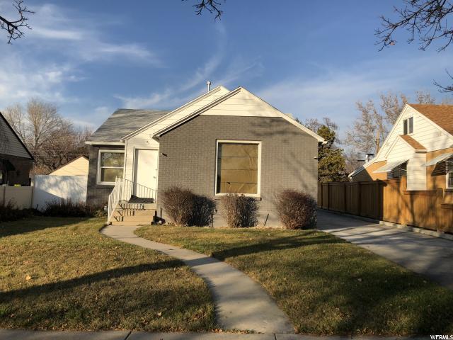 1445 E ZENITH Salt Lake City, UT 84106 - MLS #: 1524026