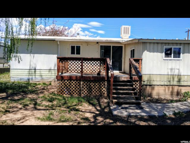 1897 W 500 Vernal, UT 84078 - MLS #: 1524417