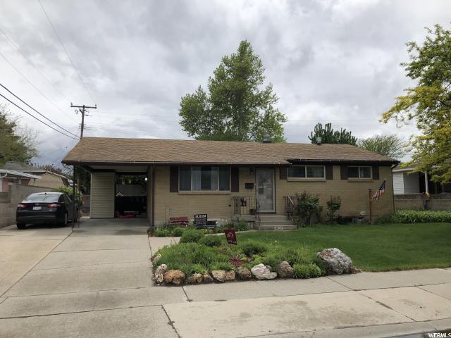 4037 W 5010 S, Salt Lake City UT 84118