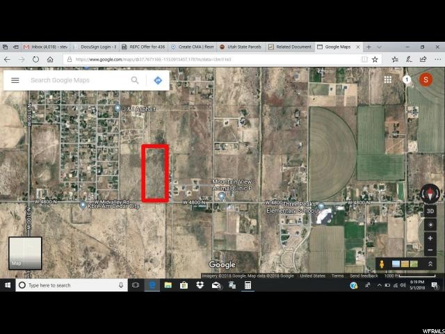 2600 W 4800 N (APPROX) Cedar City, UT 84721 - MLS #: 1525059