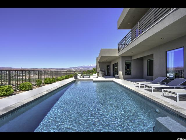 1670 S CLIFF POINT DR St. George, UT 84790 - MLS #: 1525191