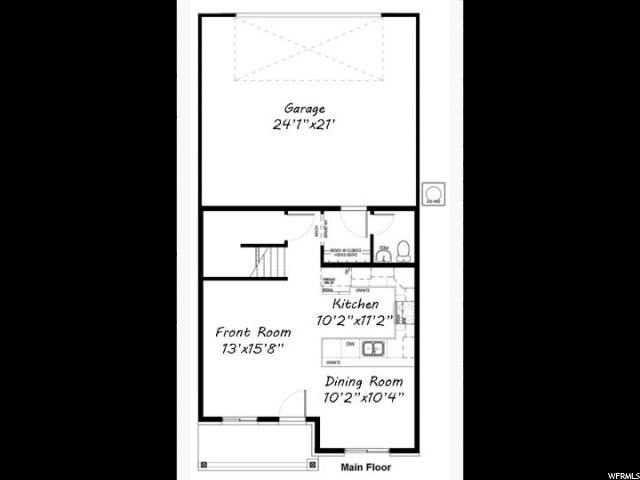 177 E 2440 Unit 10 North Logan, UT 84341 - MLS #: 1525308