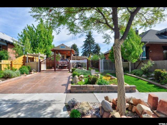 960 E 1700 Salt Lake City, UT 84105 - MLS #: 1525310