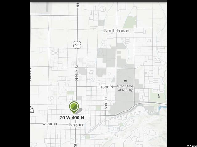 20 W 400 Logan, UT 84321 - MLS #: 1525355