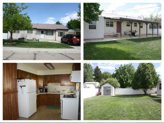80 N 1150 Vernal, UT 84078 - MLS #: 1525568