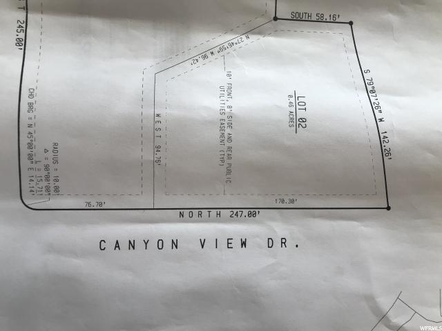 436 S CANYON VIEW DR Elk Ridge, UT 84651 - MLS #: 1525621