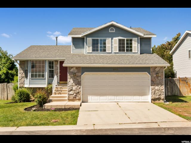 1617 E AMBLEWOOD LN Salt Lake City, UT 84124 - MLS #: 1525717
