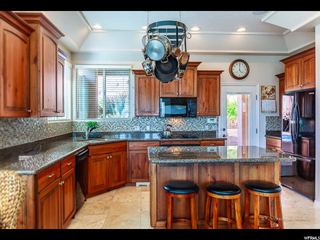 2298 N CASCADE CANYON DR St. George, UT 84770 - MLS #: 1525819