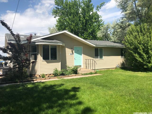 185 N MAIN ST Lewiston, UT 84320 - MLS #: 1525874