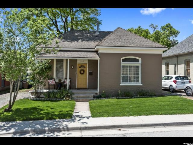 160 S DOOLEY CT Salt Lake City, UT 84102 - MLS #: 1525979