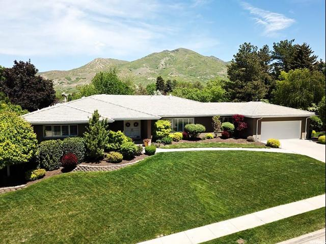 Home for sale at 2711 E Sherwood Dr, Salt Lake City, UT  84108. Listed at 985000 with 5 bedrooms, 4 bathrooms and 5,340 total square feet