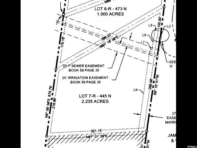 445 N 2475 ST Marriott Slaterville, UT 84404 - MLS #: 1526205