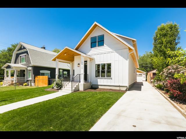 1129 E ROOSEVELT AVE, Salt Lake City UT 84105