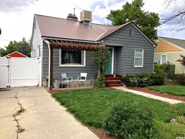 1748 E WILSON AVE Salt Lake City, UT 84108 - MLS #: 1526895