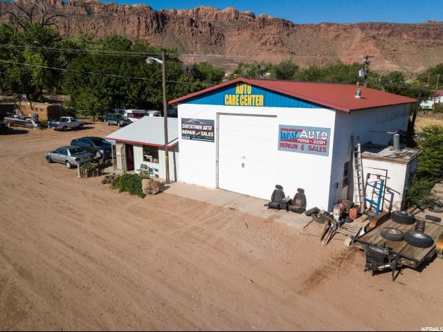 1370 S MILLCREEK MILLCREEK Moab, UT 84532 - MLS #: 1526981