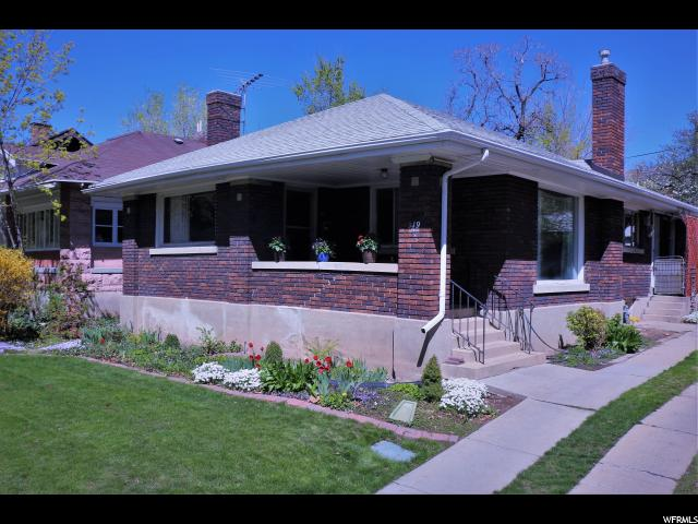 319 S DOUGLAS ST., Salt Lake City UT 84102