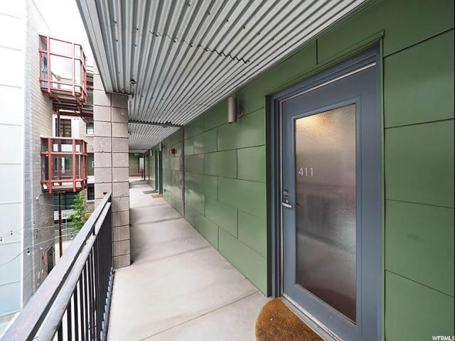 360 W 300 Unit 411 Salt Lake City, UT 84101 - MLS #: 1527045